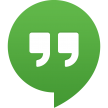 Google Hangouts now in HD. Moves from H.264 to VP8
